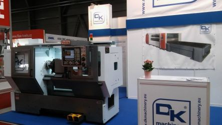 FOR INDUSTRY 2016 (1) Pinacho - 225 CNC soustruh