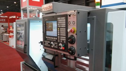 FOR INDUSTRY 2016 (2) Pinacho - 225 CNC soustruh