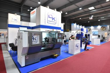 FOR INDUSTRY 2016 (3) Pinacho - 225 CNC soustruh